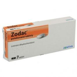 Zodac tablety 7x10mg