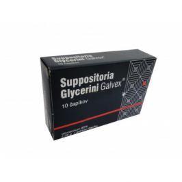 SUPPOSITORIA GLYCERINI 10KS
