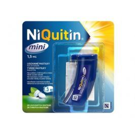NIQUITIN MINI 1,5MG PASTILKY ORD 1X20KS