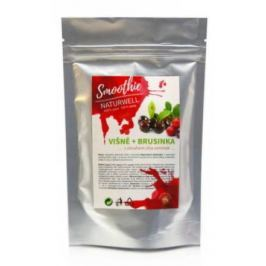 Smoothie Naturwell Višne a Brusnica - 100g