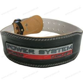 Opasok POWER BLACK - Power System 1 ks S